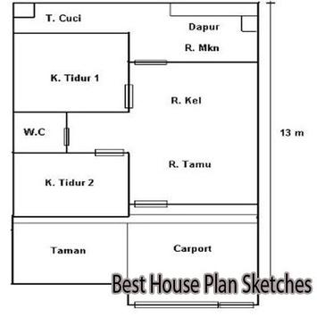 Best House Plan Sketches poster