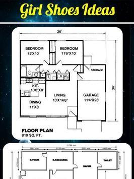 Best House Plan Sketches screenshot 1