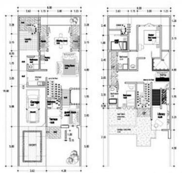 Best House Plan Sketches screenshot 5