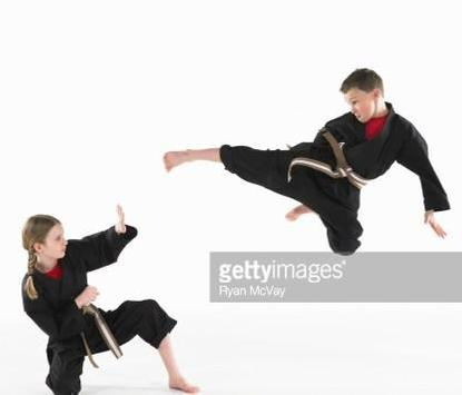 Best Kempo Self Defense Technique poster