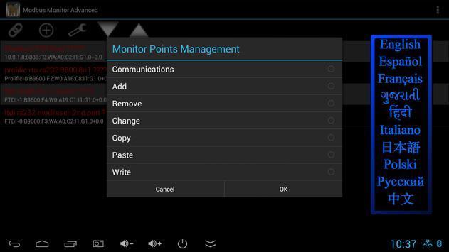 Modbus Monitor Advanced screenshot 8