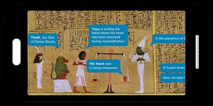 Yuya Papyrus AR screenshot 1
