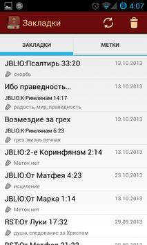 Bible captura de pantalla 5