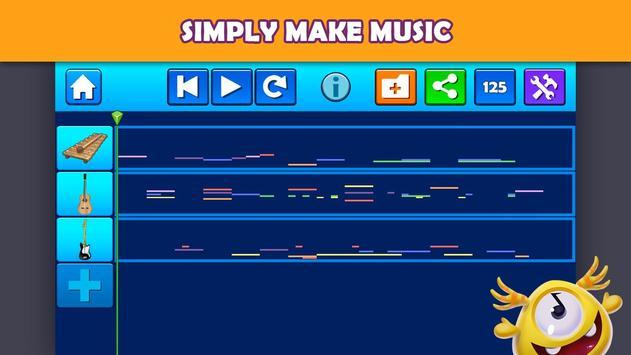 Big Ear - Play, Learn and Simply Make Music! imagem de tela 5