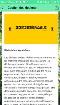 REED: Recyclage-Energie-Dévelopement Durable poster