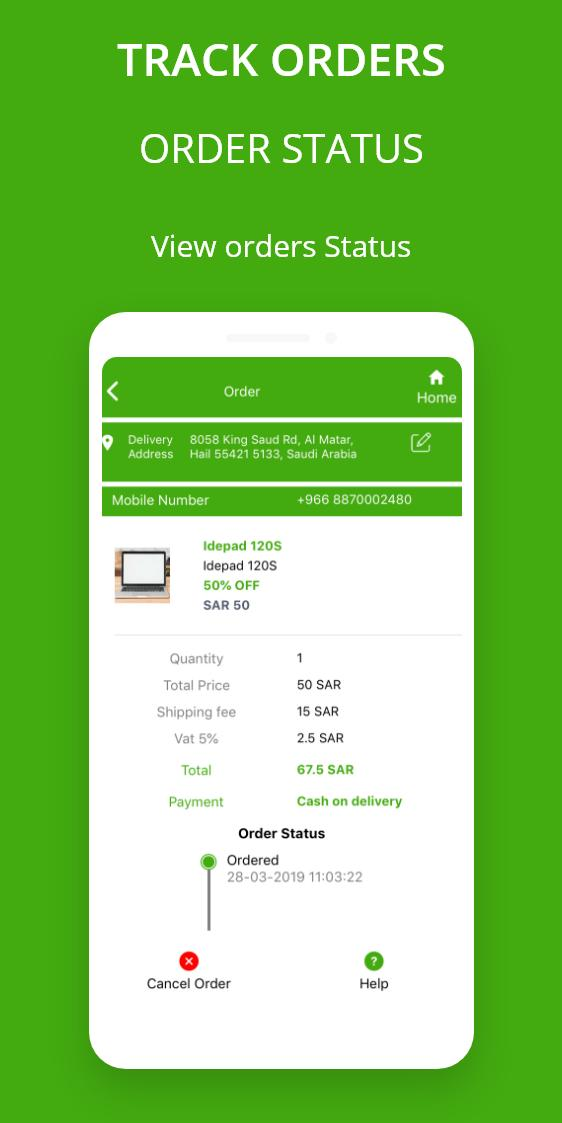 BigStore - Online Shopping App for Android - APK Download