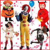 halloween costume dress up + Makeup icon