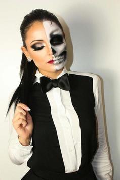 halloween costume dress up + Makeup screenshot 5