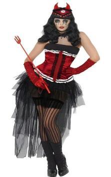 halloween costume dress up + Makeup screenshot 11