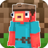 Building Craft Survival Game 2.5D icon