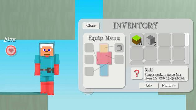 Building Craft Survival Game 2.5D poster