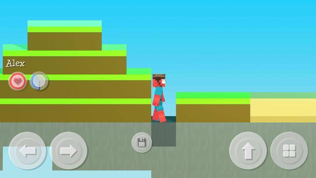 Building Craft Survival Game 2.5D screenshot 14