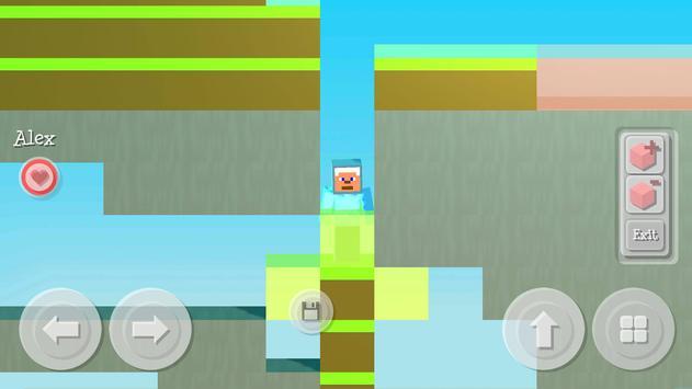 Building Craft Survival Game 2.5D screenshot 8