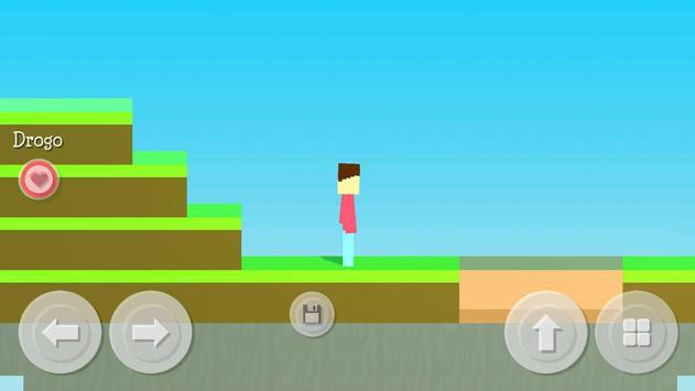 Building Craft Survival Game 2.5D screenshot 9