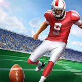 Football Field Kick icon