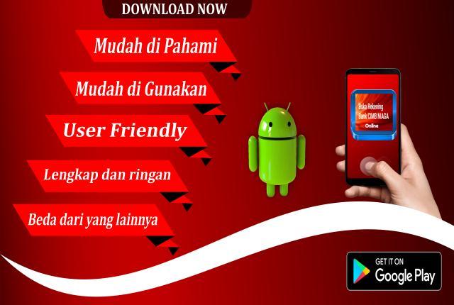 Cara Buka Rekening Cimb Niaga For Android Apk Download