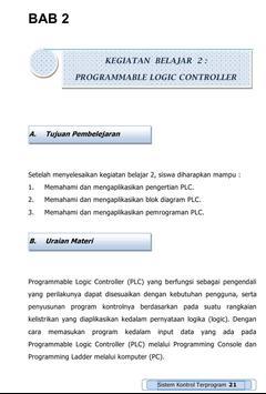 Buku Siswa Kelas 12 SMK Sistem Kontrol Elektro 5 screenshot 20