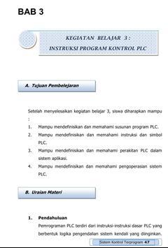 Buku Siswa Kelas 12 SMK Sistem Kontrol Elektro 5 screenshot 6