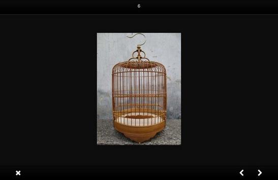 Birdcage idea screenshot 2