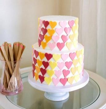 Kids Birthday Cake poster