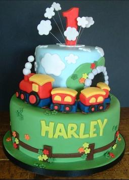 Kids Birthday Cake screenshot 2