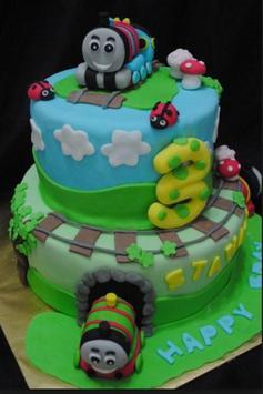Kids Birthday Cake screenshot 3