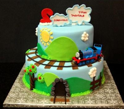 Kids Birthday Cake screenshot 5