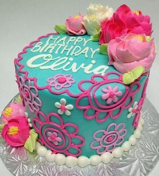 Birthday Cake Gallery screenshot 2