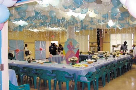 Birthday Party Decoration Ideas screenshot 16