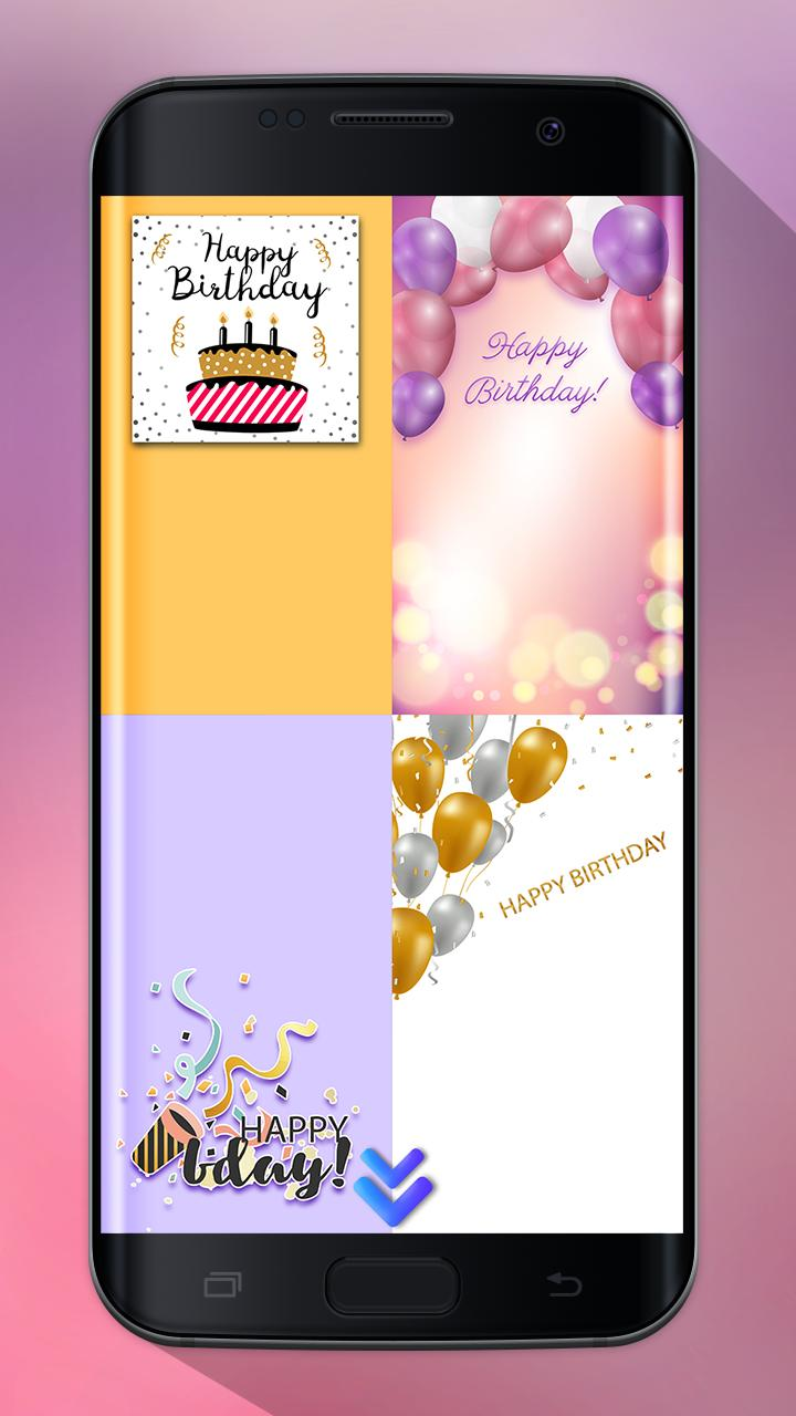 Birthday Party Invitation Card Greeting Card Maker For