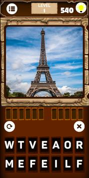 Word Game with picture screenshot 5
