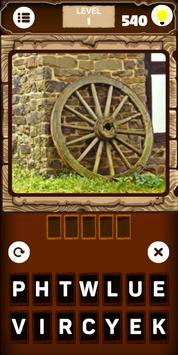 Word Game with picture screenshot 7
