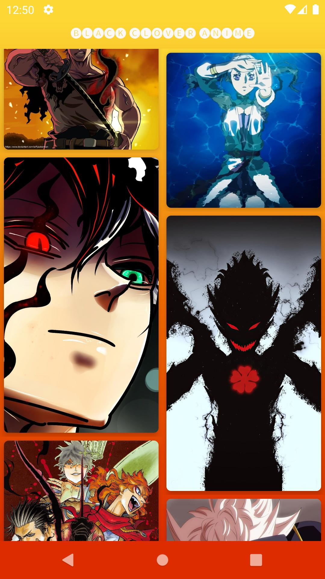 Black Clover Anime Wallpaper For Android Apk Download Lift your spirits with funny jokes, trending memes, entertaining gifs, inspiring stories, viral videos, and so much more. black clover anime wallpaper for