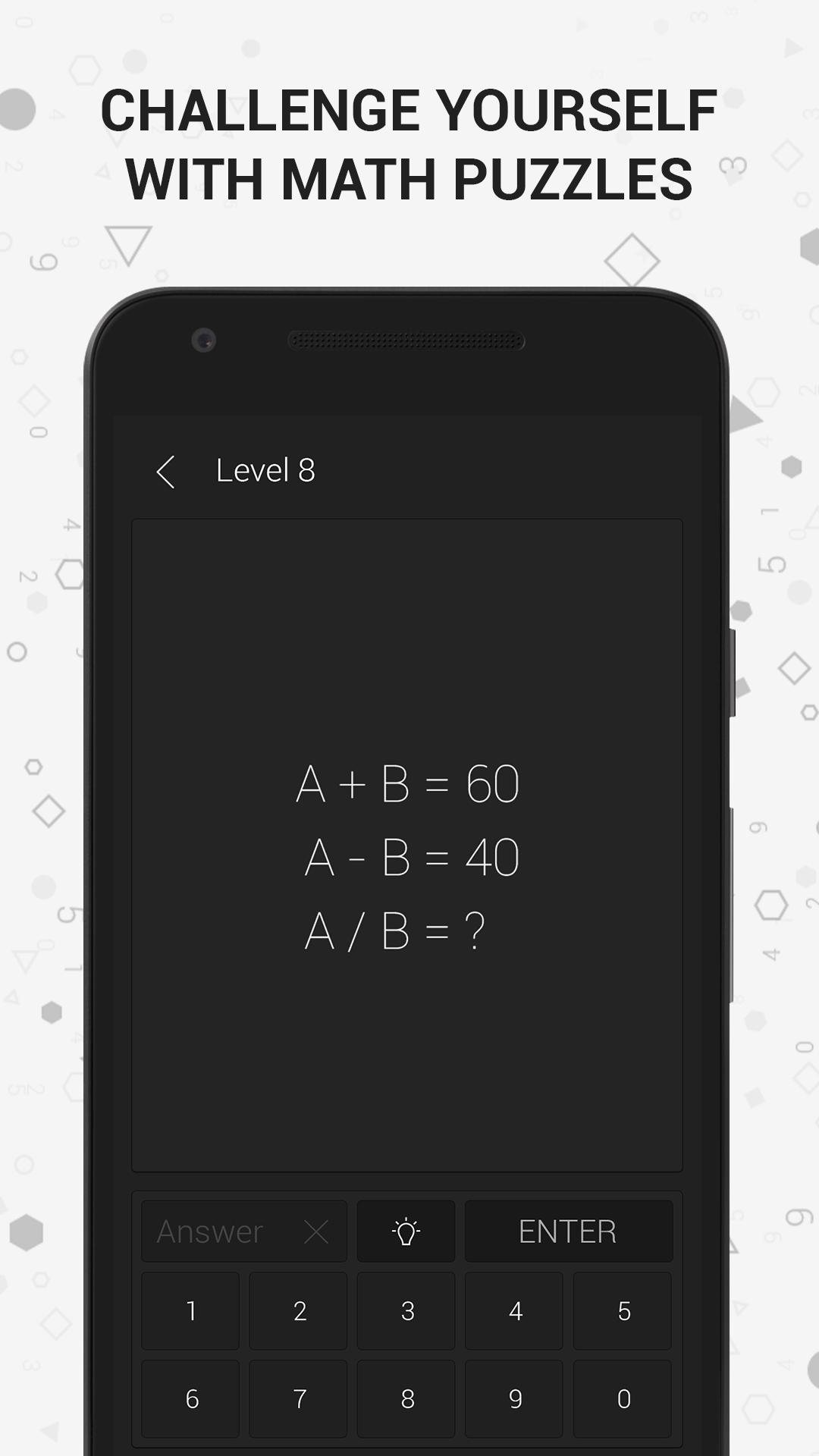 Math | Riddles and Puzzles Math Games for Android - APK Download
