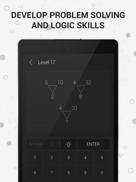 Math | Riddles and Puzzles Math Games screenshot 12