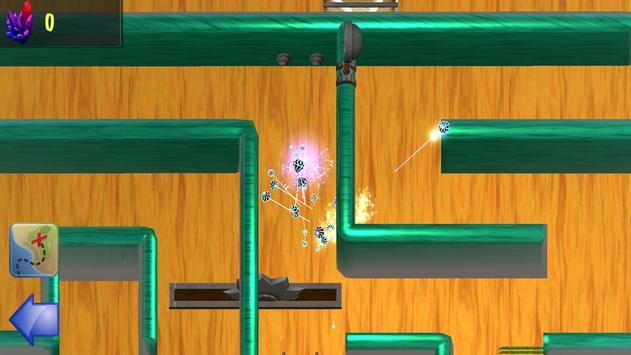 Лабиринт 3D screenshot 3