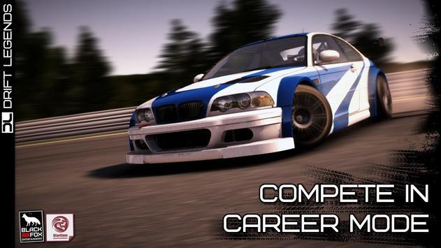Drift Legends تصوير الشاشة 6