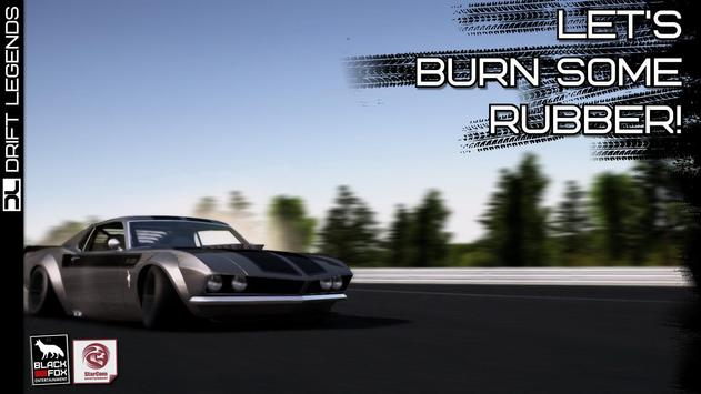 Drift Legends تصوير الشاشة 7