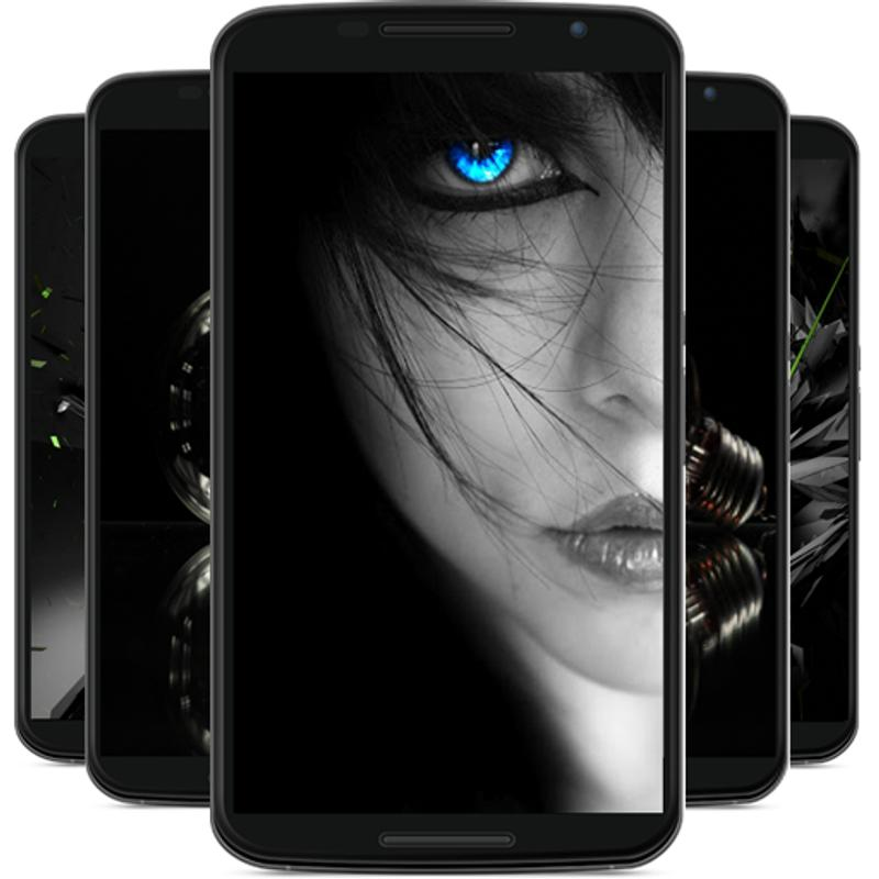 Fondo De Pantalla Negro For Android