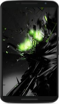 black wallpaper screenshot 10