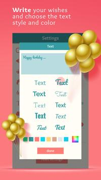 Happy Birthday – Birthday Cake screenshot 3