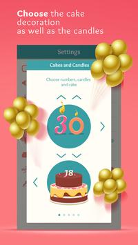 Happy Birthday – Birthday Cake screenshot 1