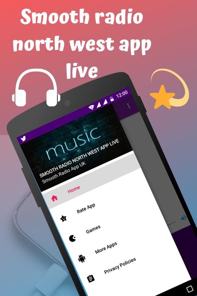 Smooth Radio App