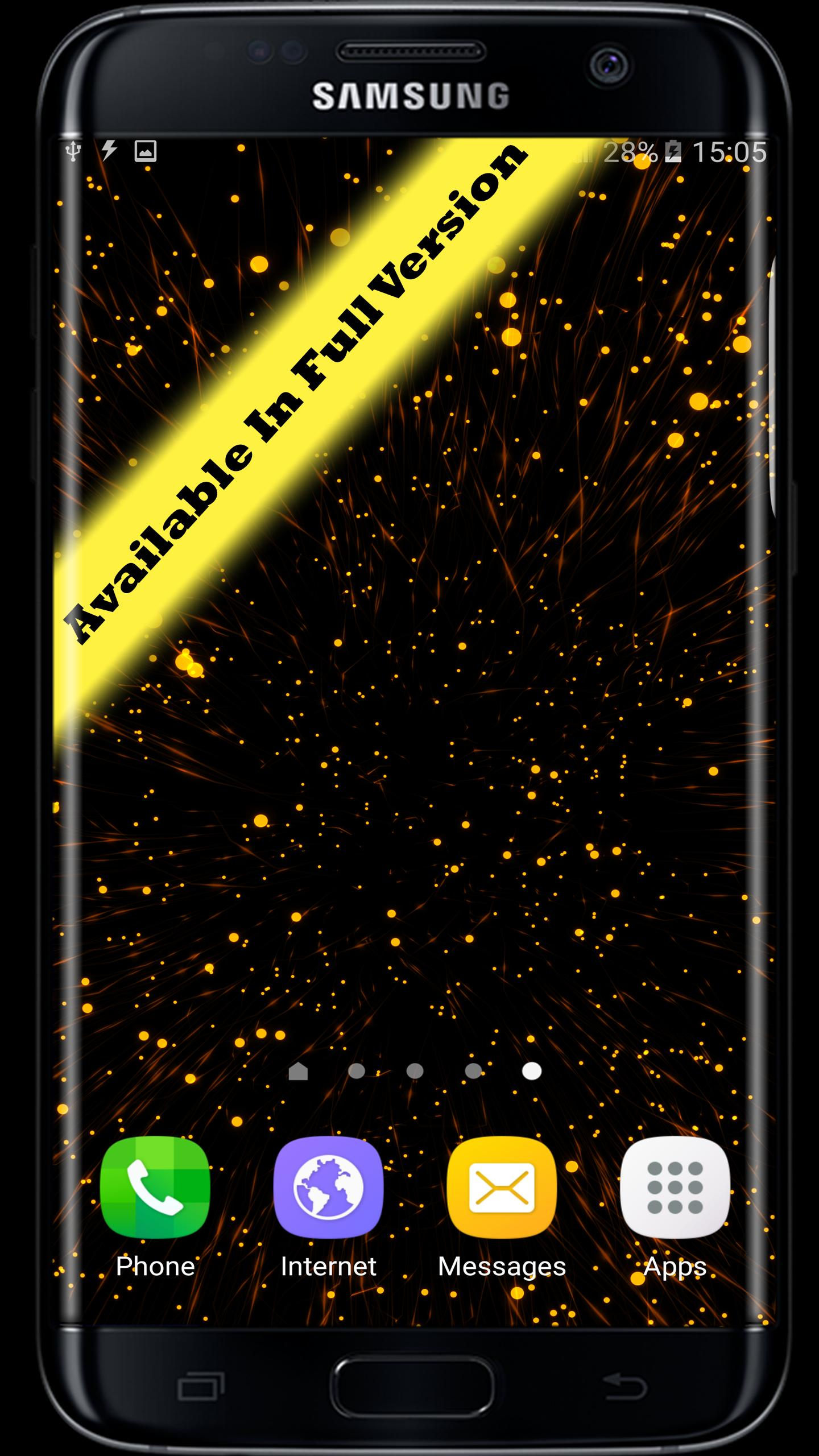 Blue Particles Live Wallpaper for Android - APK Download