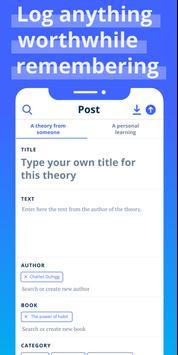 Theoriq Screenshot 3