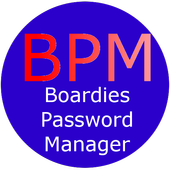 Boardies Password Manager icon
