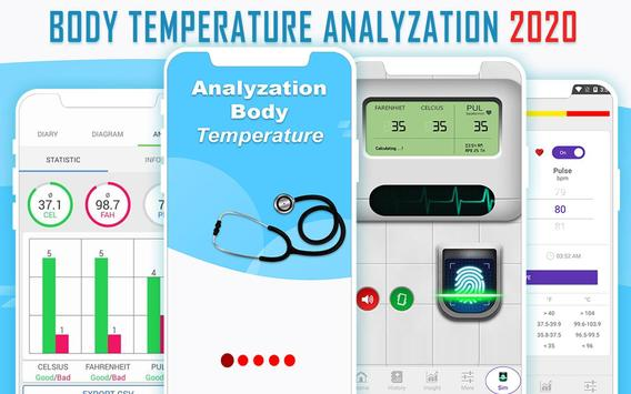 Body Temperature Analyzation 2020 poster