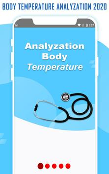 Body Temperature Analyzation 2020 screenshot 1