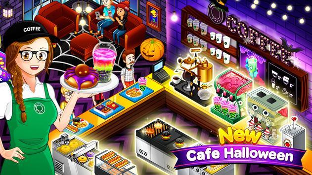 咖啡廳大作戰:烹飪餐廳(Cafe Panic: Cooking Restaurant) 海報