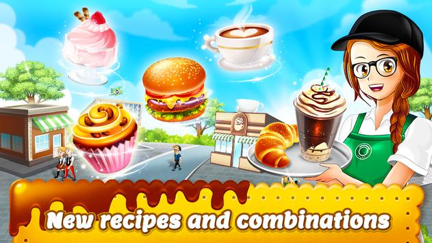 咖啡廳大作戰:烹飪餐廳(Cafe Panic: Cooking Restaurant) 截圖 16